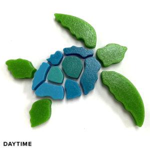 NUVO-Glo Sea Turtle Glow Mosaic